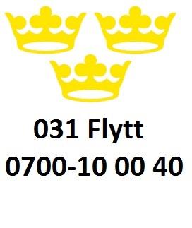 Kontakt med 031 flytt